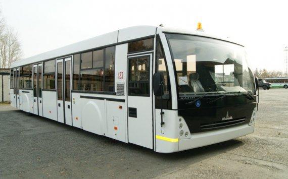 Пермский аэропорт заказал автобус за14 млн руб.