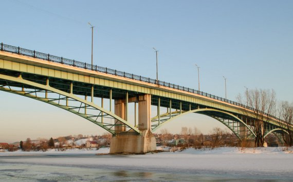 Подписан договор сподрядчиком настроительство моста через Чусовую